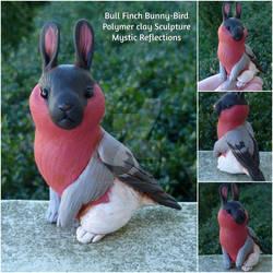 Bullfinch Bunny-Bird