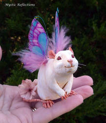 White Rat Fairy