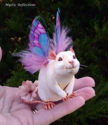 White Rat Fairy