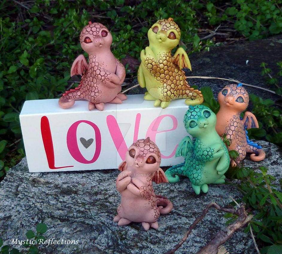 Dragon Love by MysticReflections