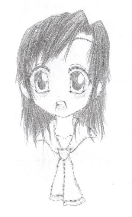 How To Make Cute Girl Drawings
