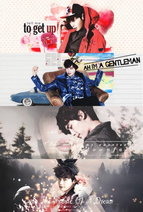 HPBD Lee Jongsuk by superchicken93