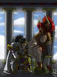 [COM] Knighthood