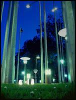 streetlights' forest --Han2 by HanHan