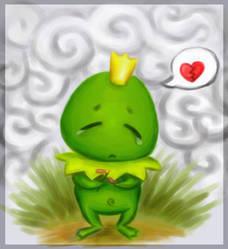 frog's heart- Han2 by HanHan