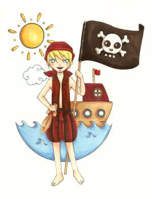 Summer boy--Han1