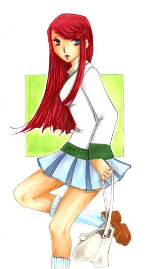 Schoolgirl--Han1