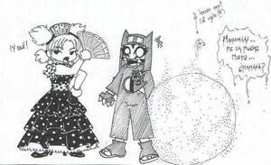 Temari y Ole by HanHan