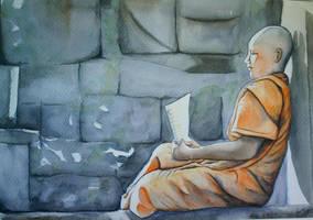 Buddhist by HanHan