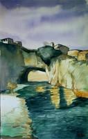 Earth bridge by HanHan