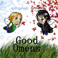 Good omens-don't kill me by HanHan