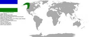2050 - The Cascadian Republic