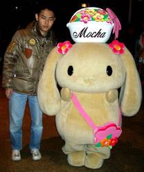 Mocha and me by yellowmocha