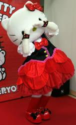Hello Kitty (costume 6) 10 by yellowmocha