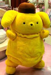 PomPomPurin by yellowmocha