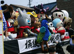stage of Okehazama Battlefield Festival 8
