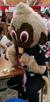 Osaru no Kuu (costume 3) 3 by yellowmocha