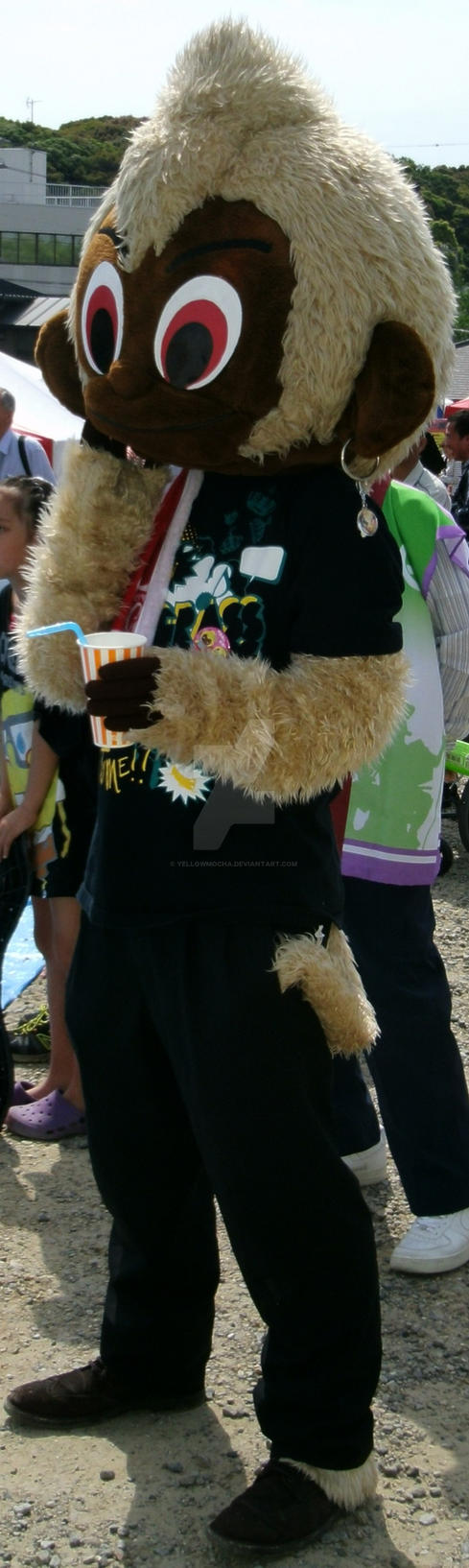 Osaru no Kuu (costume 3) 18 by yellowmocha