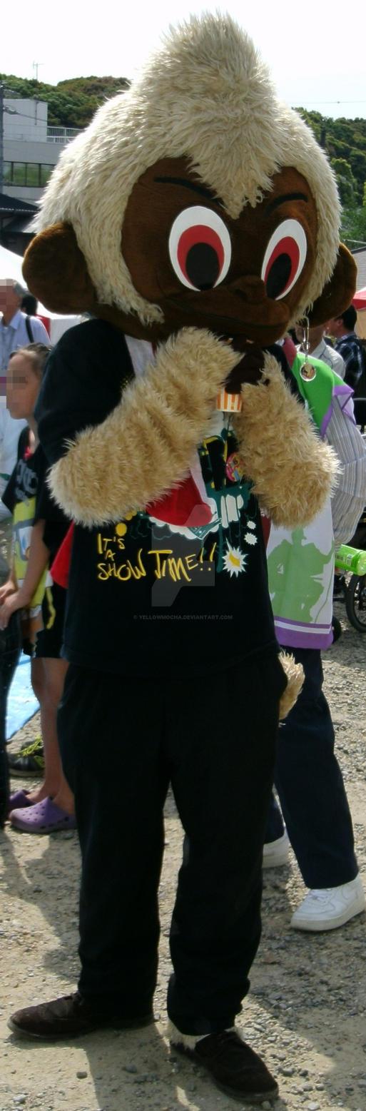 Osaru no Kuu (costume 3) 19 by yellowmocha