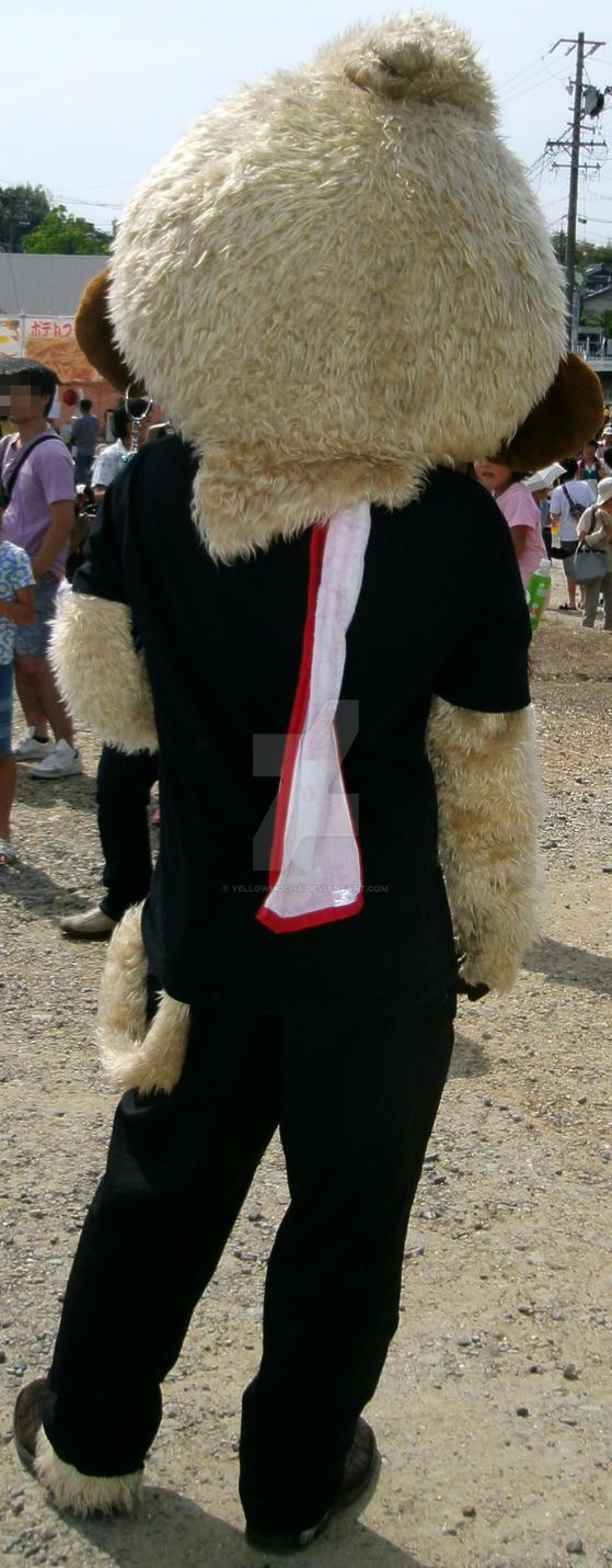 Osaru no Kuu (costume 3) 20 (back shot) by yellowmocha