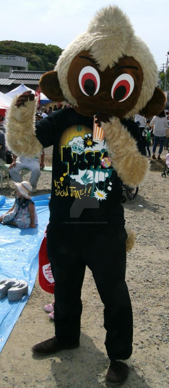 Osaru no Kuu (costume 3) 21 by yellowmocha