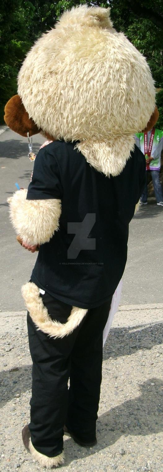 Osaru no Kuu (costume 3) 22 by yellowmocha