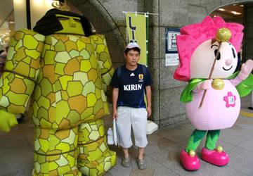 Jounosuke and Ta-mu and me 2 by yellowmocha