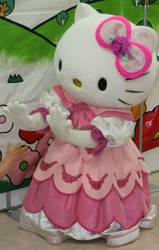 Hello Kitty (costume 7) 1 by yellowmocha