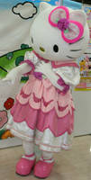 Hello Kitty (costume 7) 2 by yellowmocha