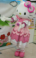Hello Kitty (costume 7) 3 by yellowmocha