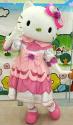 Hello Kitty (costume 7) 4 by yellowmocha