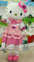Hello Kitty (costume 7) 6 by yellowmocha