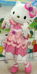Hello Kitty (costume 7) 7 by yellowmocha