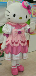 Hello Kitty (costume 7) 9 by yellowmocha