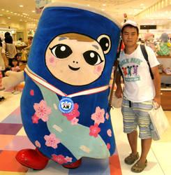 Iiwakun and me 2 by yellowmocha