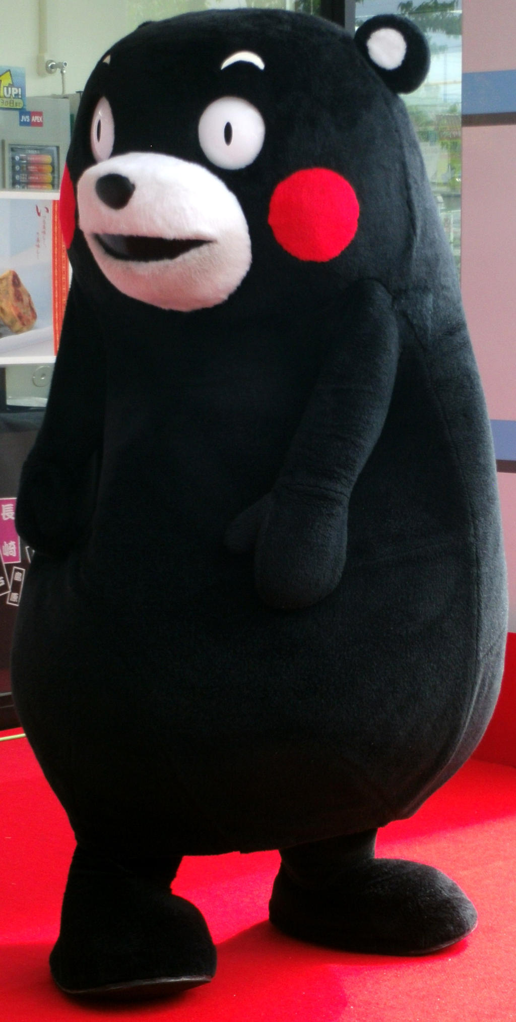 Kumamon 54 by yellowmocha