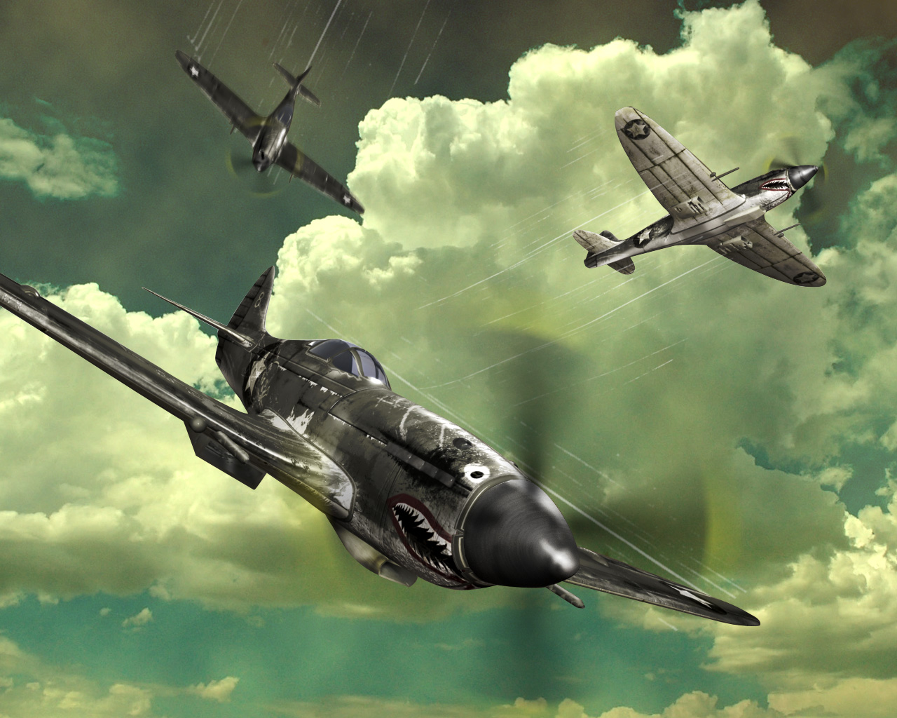 War Plane by phantomx2
