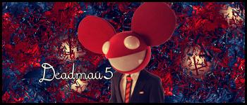 Deadmau5 Signature #1 by ShaowGFX