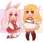 Chiblitz: Aki and Louise