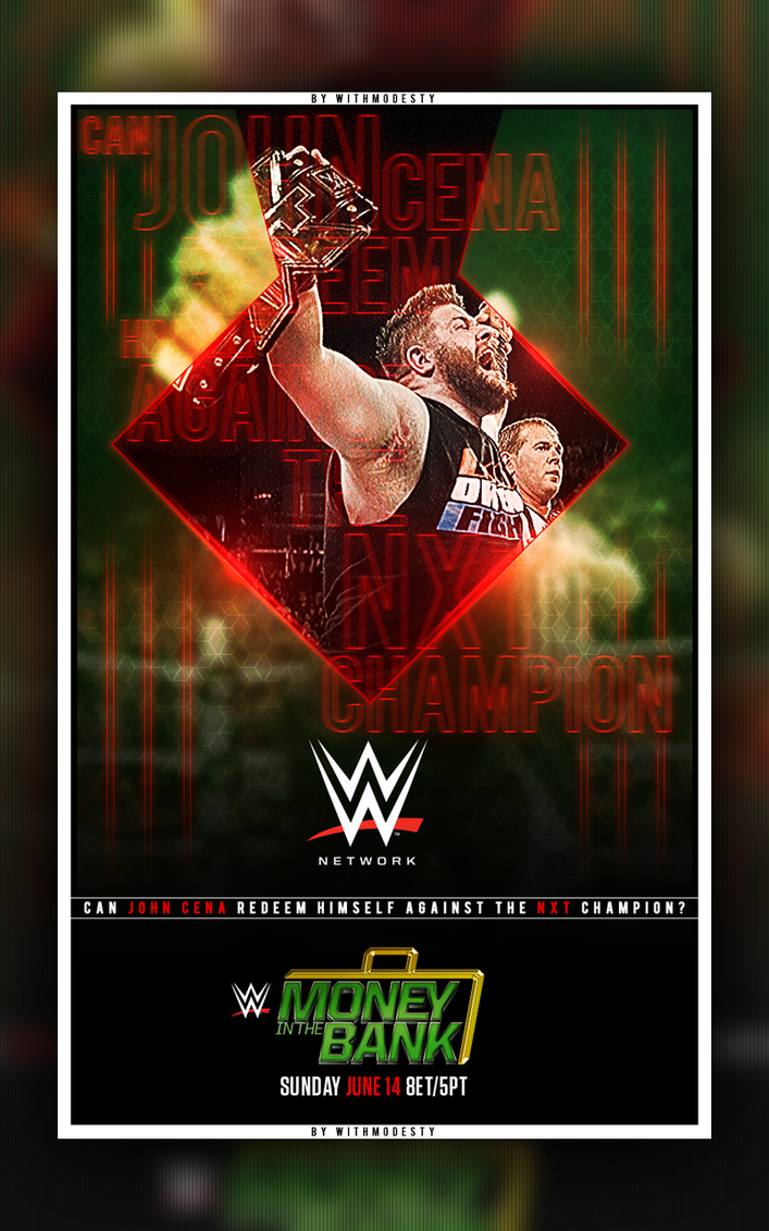 Galerry money in the bank poster 15 by r3w3ind d8w067e png