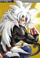 Goku SSJ6 by The-Ebony-Phoenix