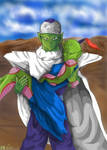 Piccolo+The Last Female Namek