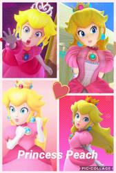 Princess Peach College by KittyGemAmazon23