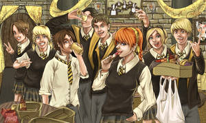 Hufflepuff - The Party House
