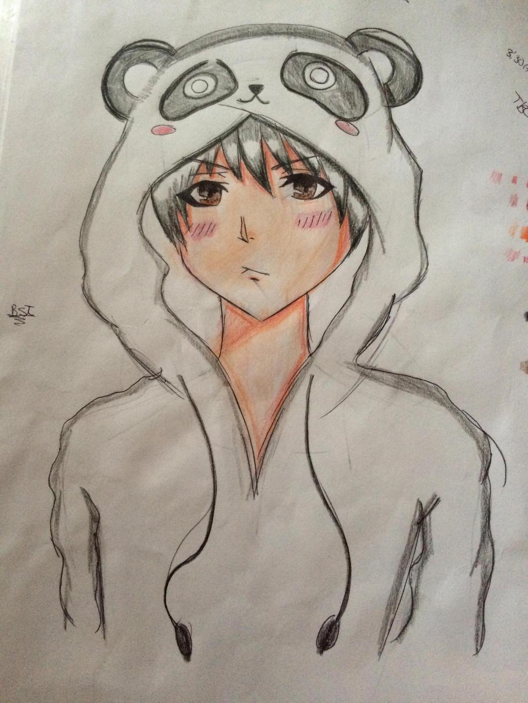 drawn anime