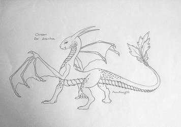 4 free sketch Oreon by Anutwyll
