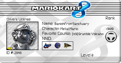 MK8 License by BanishFromSanctuary