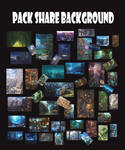 Pack share background