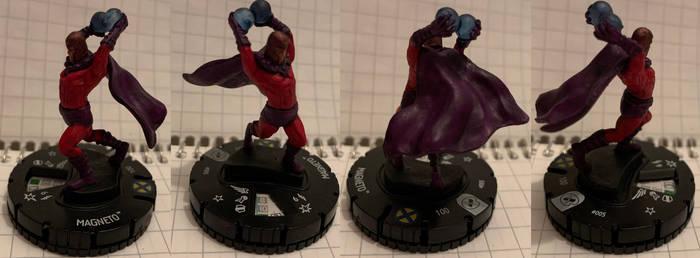 Marvel Heroclix: Magneto