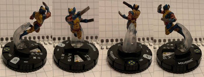 Marvel Heroclix: Wolverine
